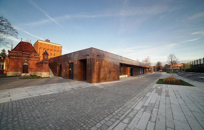 Hydropolis we Wrocławiu - jedyne w Polsce centrum wiedzy w całości poświęcone wodzie.