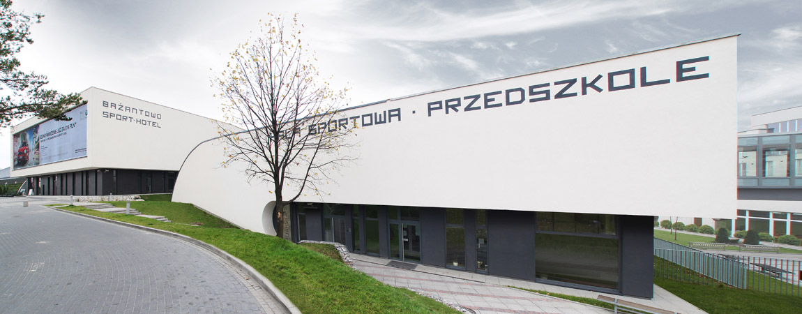 Centrum Sportowe w Katowicach. Architektura: Biuro Projektowe MAŁECCY