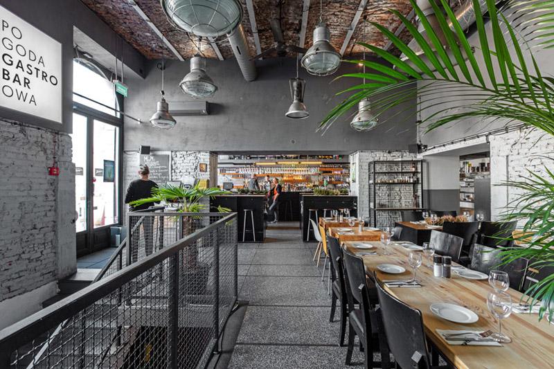 Gastrobar MOMU w Warszawie. Projekt wnętrz: Moko Architects. Zdjęcie: Alexandra Dermont | Ayuko Studio