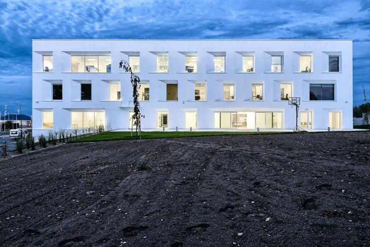 Centrum Biznesu w Opolu. Architektura: PORT. Zdjęcie: S.Zajączkowski