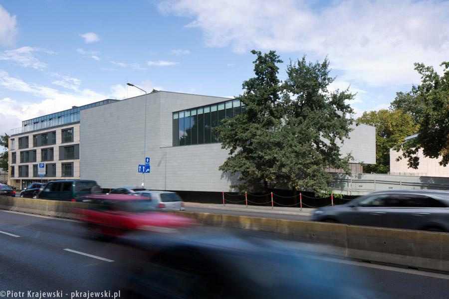 Galeria Europa - Daleki Wschód w Krakowie. Projekt: Ingarden & Ewý Architekci. Zdjęcia: Piotr Krajewski