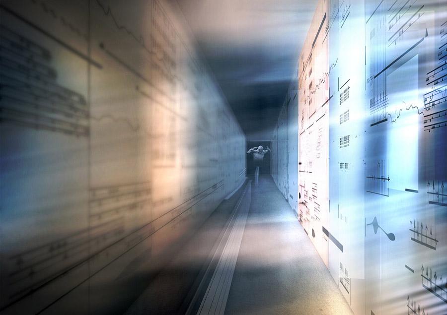"""I Nagroda w konkursie na projekt ekspozycji """"Krzysztof Penderecki – dziedzictwo polskiej muzyki XX i XXI wieku"""". Autorzy: Nizio Design International"""