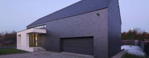 Dom w Łupku projektu RS+ Architekci Robert Skitek