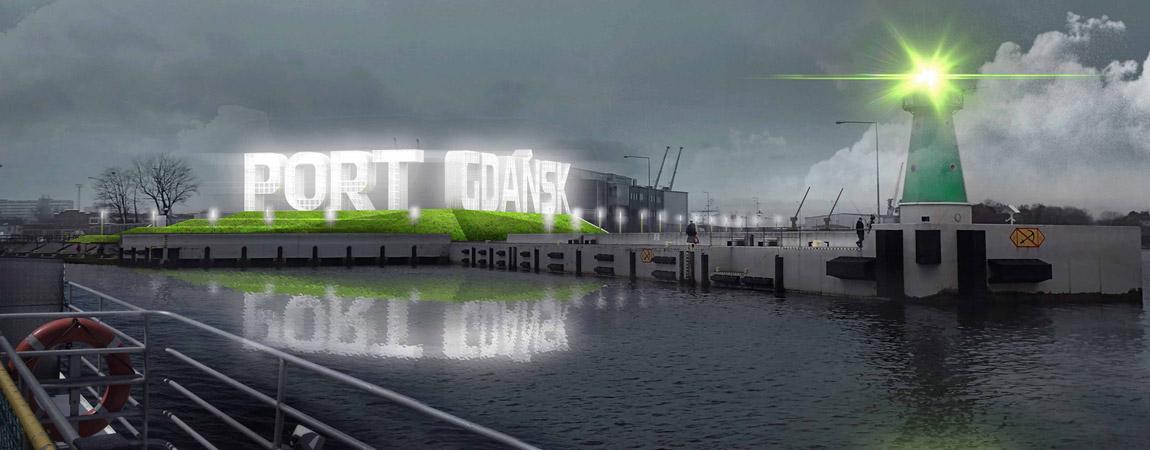 I Nagroda w konkursie na projekt estetyzacji Portu Gdańsk