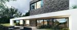 Dom z wieżą projektu studia Tamizo Architects Mateusz Stolarski