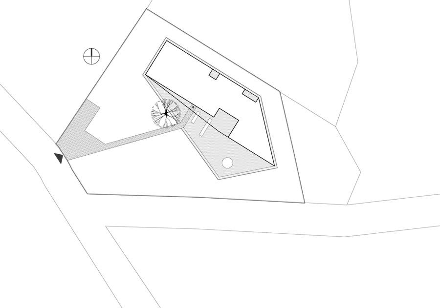 Dom w Owczarni. Projekt: Beczak / Beczak / Architekci