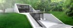 Dom ze Skosem projektu pracowni DISM Architekci