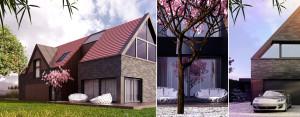 Stodoła w Gądowie – projekt domu pod Wrocławiem pracowni JABRAARCHITECTS