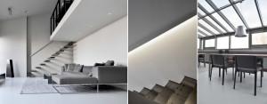 Mieszkanie architekta – minimalistyczny apartament na osiedlu City Park w Poznaniu studia PULVA