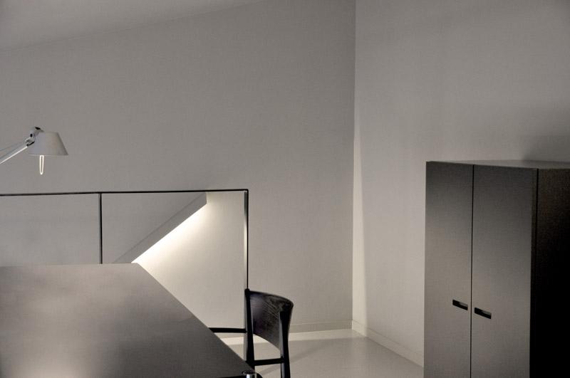 Wnętrza apartamentu na osiedlu City Park w Poznaniu. Projekt: PULVA Adam Pulwicki