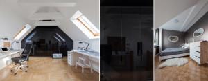 Mieszkanie własne Młodego Architekta projektu Tomasza Smola