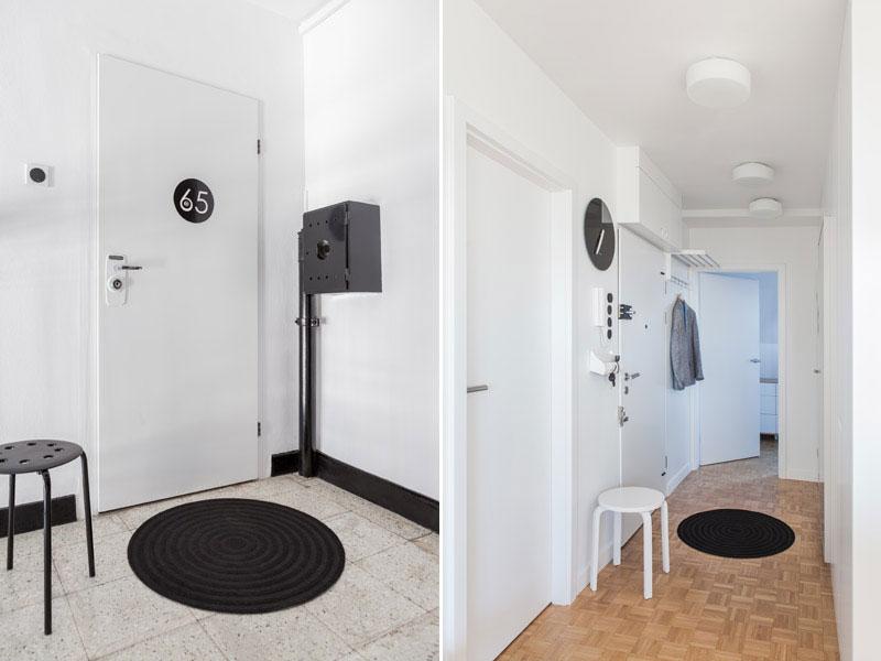 Mieszkanie Młodego Architekta Projekt: Smol Architekt | Tomasz Smol