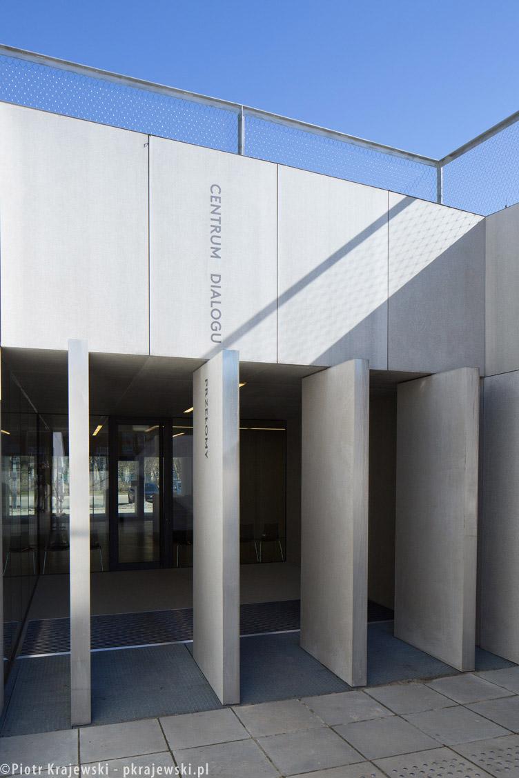 Centrum Dialogu Przełomy w Szczecinie. Projekt: Robert Konieczny – KWK Promes. Zdjęcie: Piotr Krajewski