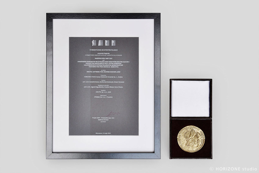 Nagroda Roku SARP 2015