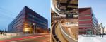 Narodowe Forum Muzyki we Wrocławiu projektu Kuryłowicz & Associates Architecture Studio