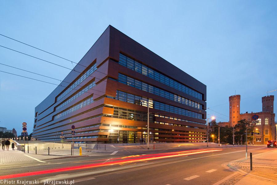 Narodowe Forum Muzyki we Wrocławiu. Projekt: Kuryłowicz & Associates Architecture Studio. Zdjęcia: Piotr Krajewski