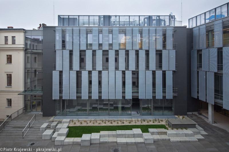 Rozbudowa Uniwersytetu Artystycznego w Poznaniu. Zdjęcie: Piotr Krajewski