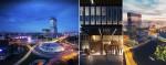 Ponad 100-metrowy wieżowiec w centrum Katowic projektu Medusa Group