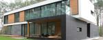 Dom w Sękocinie nawiązujący do modernistycznych idei projektu studia Z3Z Architekci
