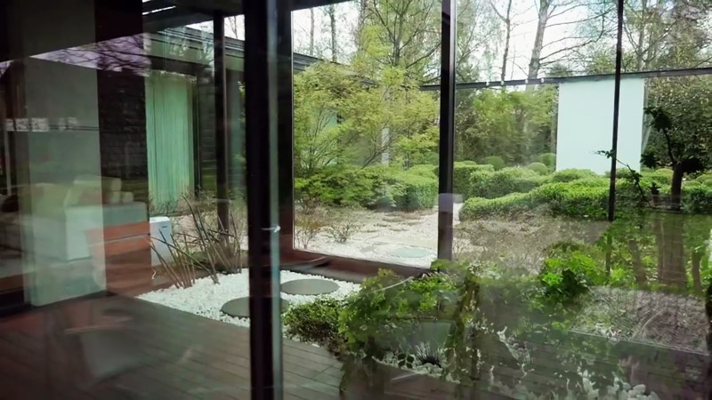 """Dom 3 Ogrody. Projekt: 77 Studio Architektury. Źródło: """"Domy Przyszłości"""" / YouTube"""