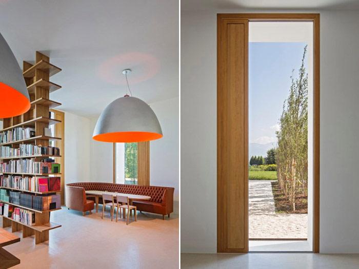 2226, Lustenau, Austria. Projekt: baumschlager eberle