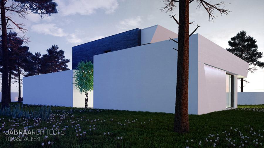Catamaran House. Projekt: JABRAARCHITECTS