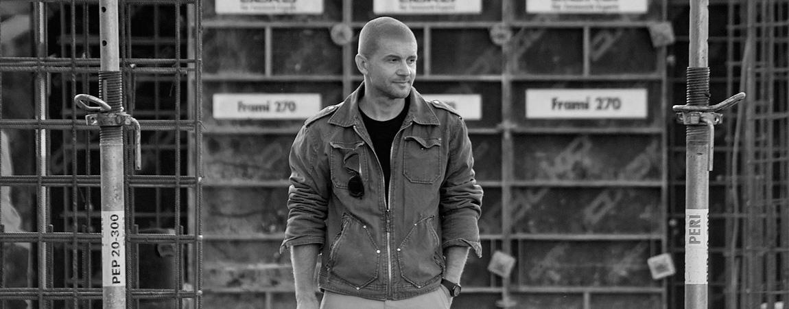 Wywiad z Robertem Koniecznym. Zdjęcie: Wojciech Trzcionka