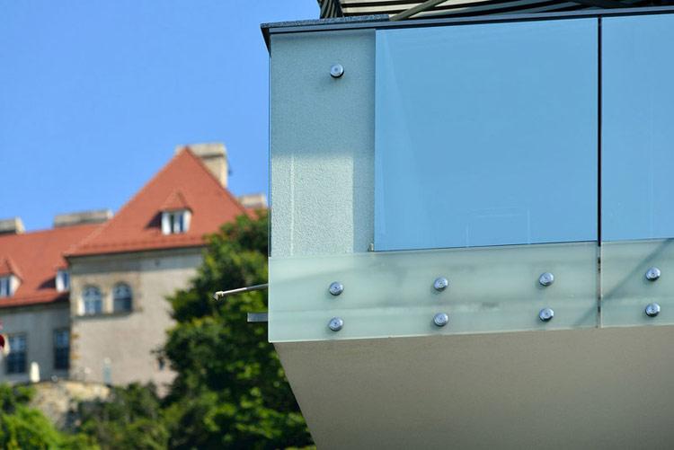 """Apartamenty """"Boxes"""" w Krakowie. Projekt: Tadeusz Lemański. Zdjęcie: Tomasz Zakrzewski"""