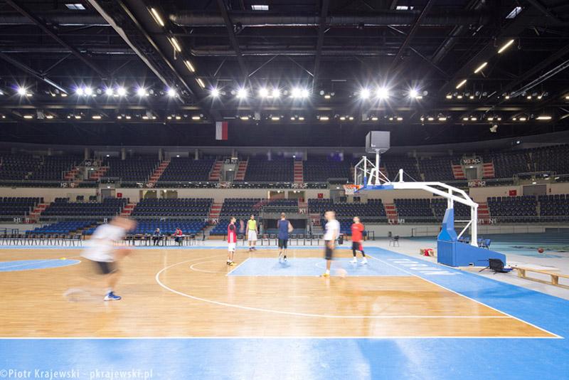 Hala widowiskowo-sportowa Arena Toruń. Projekt: DEDECO + MD Polska. Zdjęcie: Piotr Krajewski