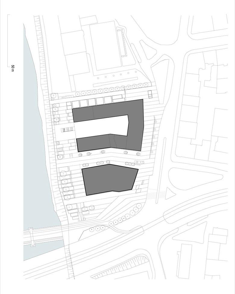 Budynek mieszkalno-usługowy Kurkowa 14, Budynek biurowy Dubois 14, Wrocław. Projekt: Maćków Pracownia Projektowa