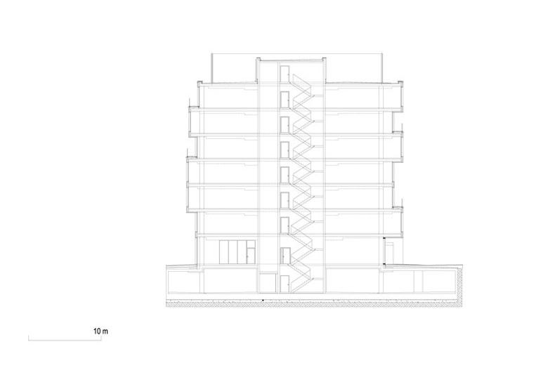 Budynek biurowy Dubois 14, Wrocław. Projekt: Maćków Pracownia Projektowa