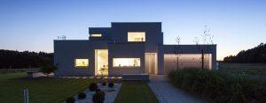 EKO-DOM projektu BXBstudio – Ekologiczne technologie i energooszczędna forma architektoniczna