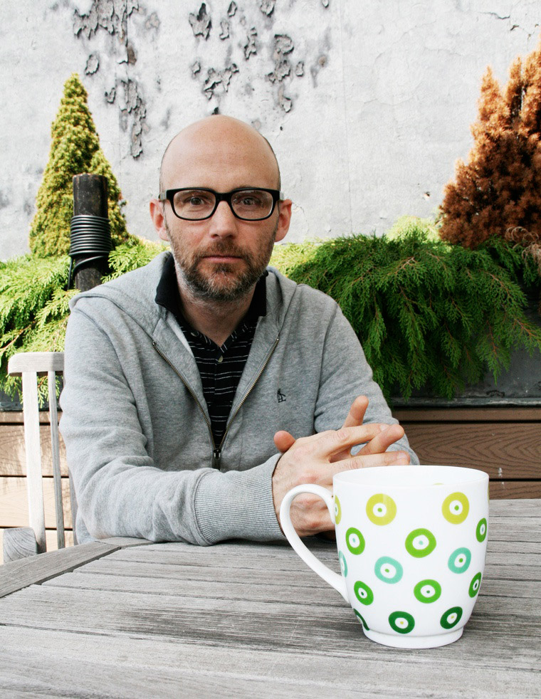 Moby. Zdjęcie: By Uncensored Interview