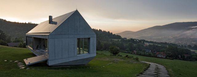 Arka Koniecznego – Dom własny Roberta Koniecznego