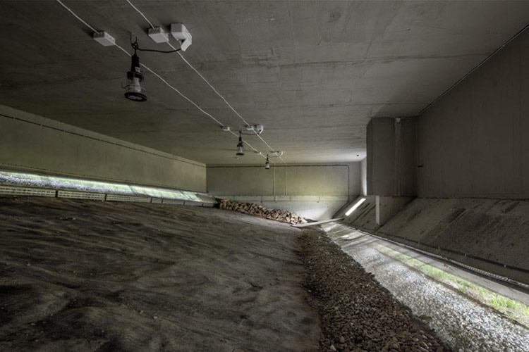 Arka Koniecznego. Projekt: Robert Konieczny – KWK Promes. Zdjęcie: Olo Studio