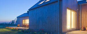 Field House – skromny dom w okolicach Głogowa projektu studia Blank Architects