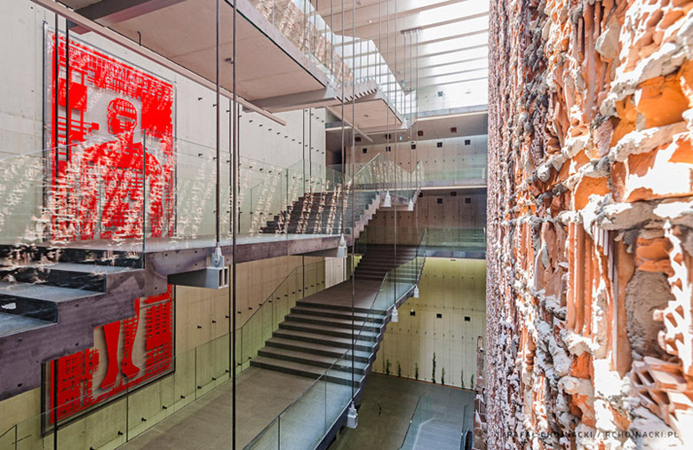 Centrum Spotkania Kultur w Lublinie. Projekt: Bolesław Stelmach. Zdjęcia: Rafał Chojnacki Fotografia Architektury