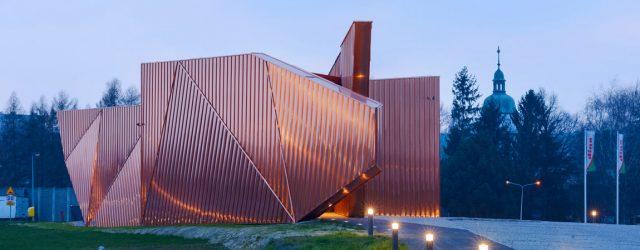 Muzeum Ognia w  Żorach – ciekawa historia projektu pracowni OVO Grąbczewscy Architekci