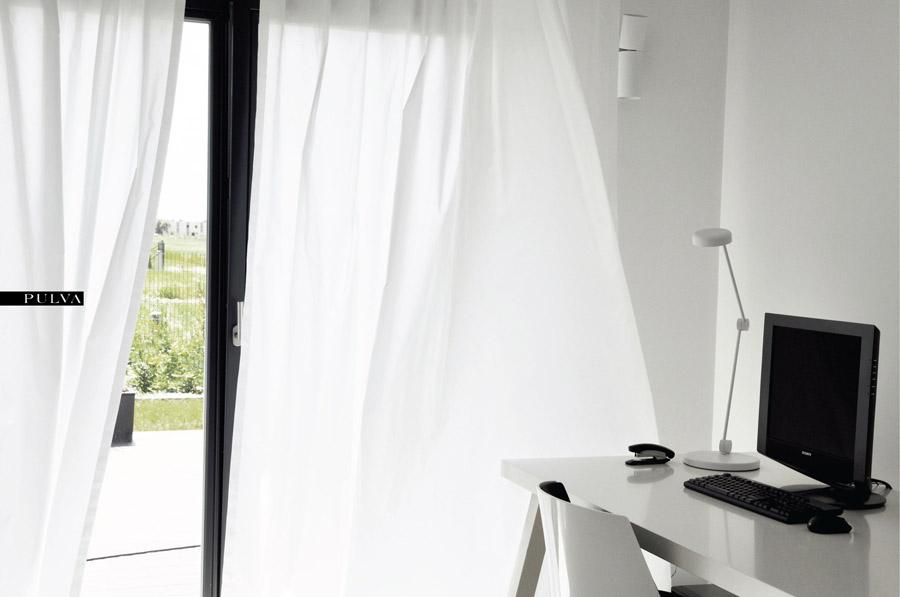 Wnętrza domu jednorodzinnego, Wolsztyn. Projekt: Studio Architektury Wnętrz PULVA | Adam Pulwicki