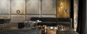 Klasyka w nowoczesnym wydaniu – Apartament w gdańskiej kamienicy inspirowany historią miasta
