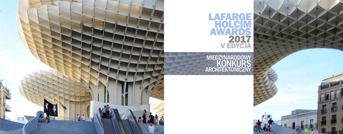 Konkurs LafargeHolcim Awards