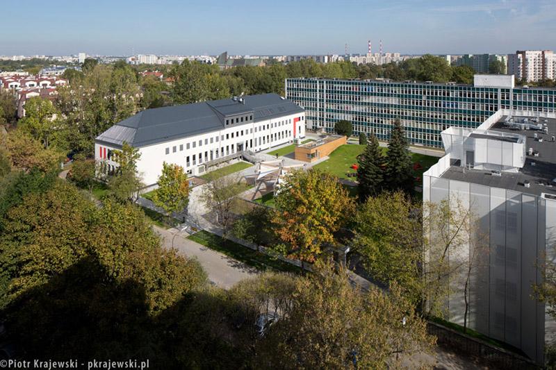 Narodowy Instytut Audiowizualny NInA w Warszawie. Projekt: Biuro Projektów Szumielewicz i Pawłowski. Zdjęcia: Piotr Krajewski