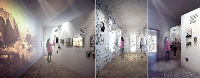 Nowa ekspozycja w Muzeum Marii Skłodowskiej-Curie projektu pracowni Nizio Design International