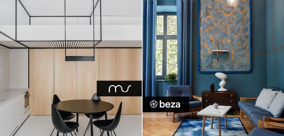Polskie pracownie MUS Architects oraz Beza Projekt w prestiżowym zestawieniu 40@Forty