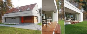 Dom w Sosnowcu pracowni Jagiełło Krysiak Architekci – alternatywa dla projektów katalogowych