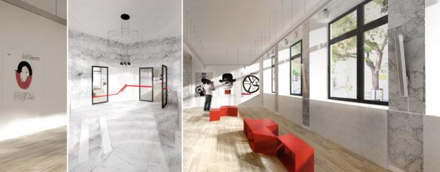 Polski Instytut w Bratysławie – zwycięski projekt pracowni Libido Architekci
