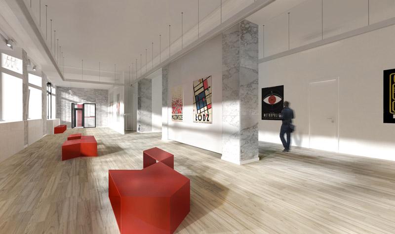 Polski Instytut w Bratysławie - zwycięski projekt pracowni Libido Architekci