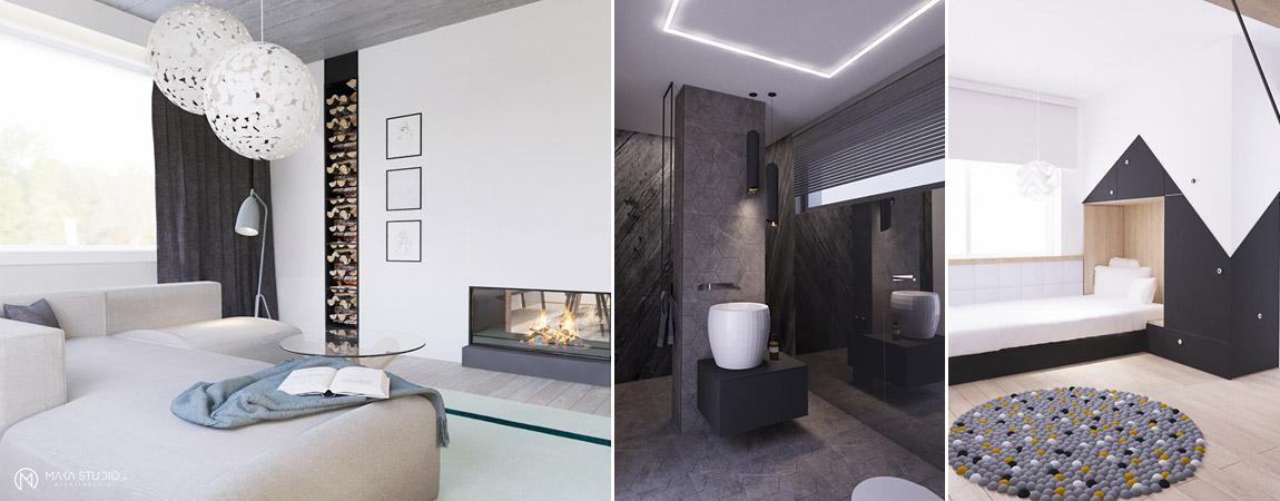 Archinea Nowoczesna Architektura Projekty Domów Architektura