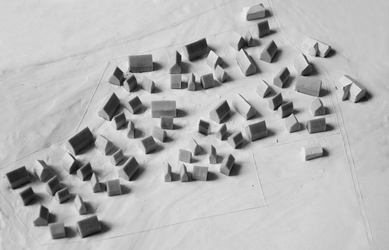 Osiedle Active Village w Karpaczu. II Nagroda w konkursie: WXCA - Pracownia Architektoniczna