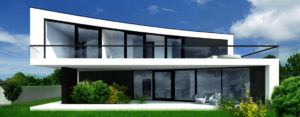 Miejska willa projektu DISM Architekci
